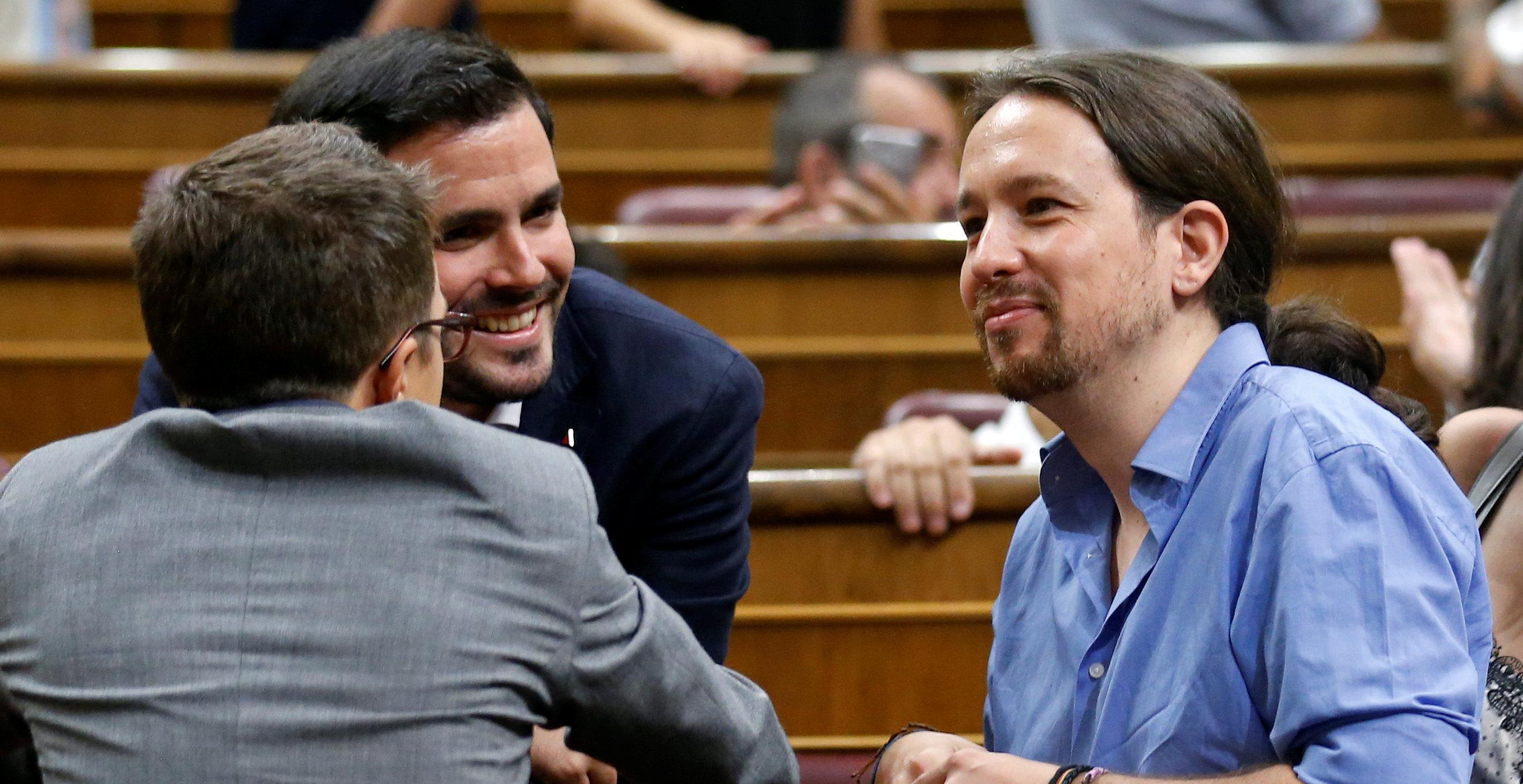 IU Madrid se distancia de Podemos y apuesta por una candidatura única en la Comunidad