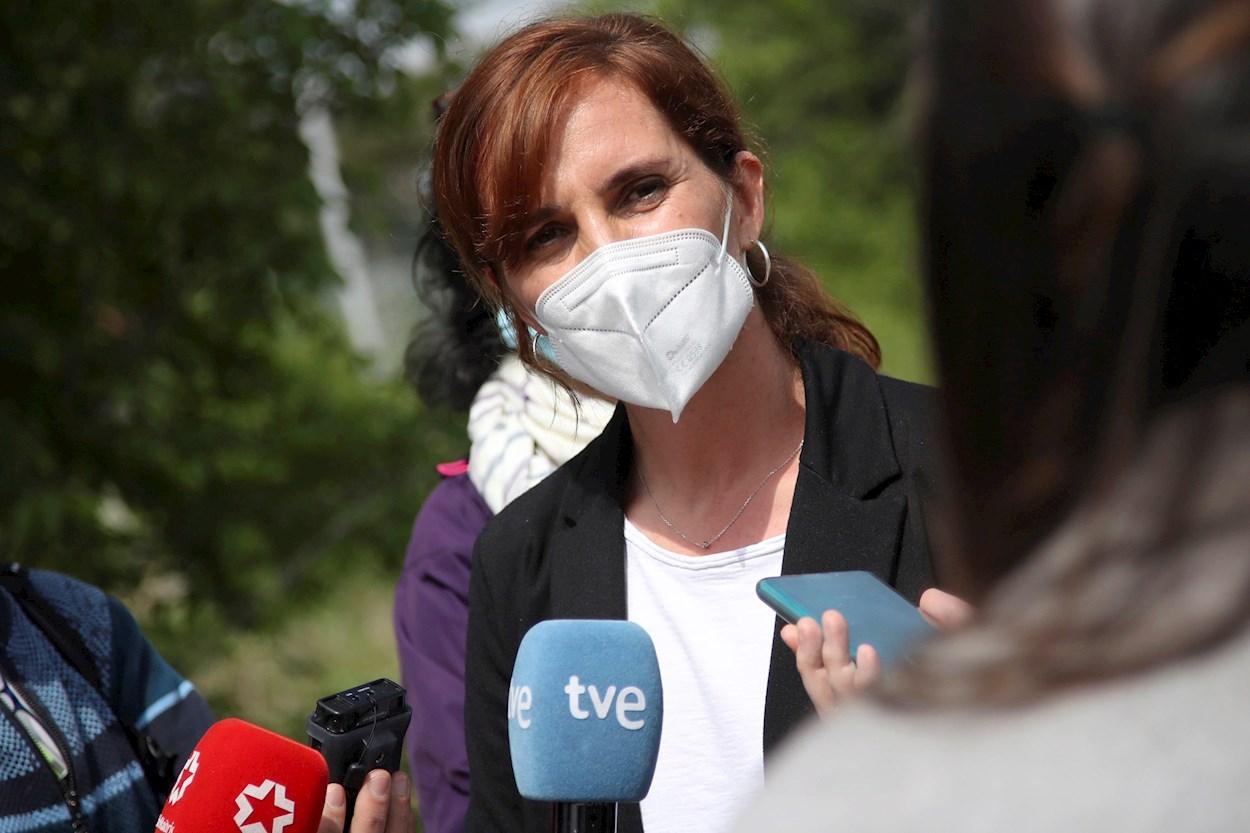 Más Madrid con Mónica García se proyecta hacia el sur para consumar la movilización del voto progresista