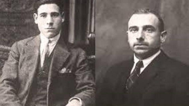 Los hermanos Lapeña fueron asesinados en 1936 y tirados a un fosa común en Calatayud.- ARICO Memoria Aragonesa.