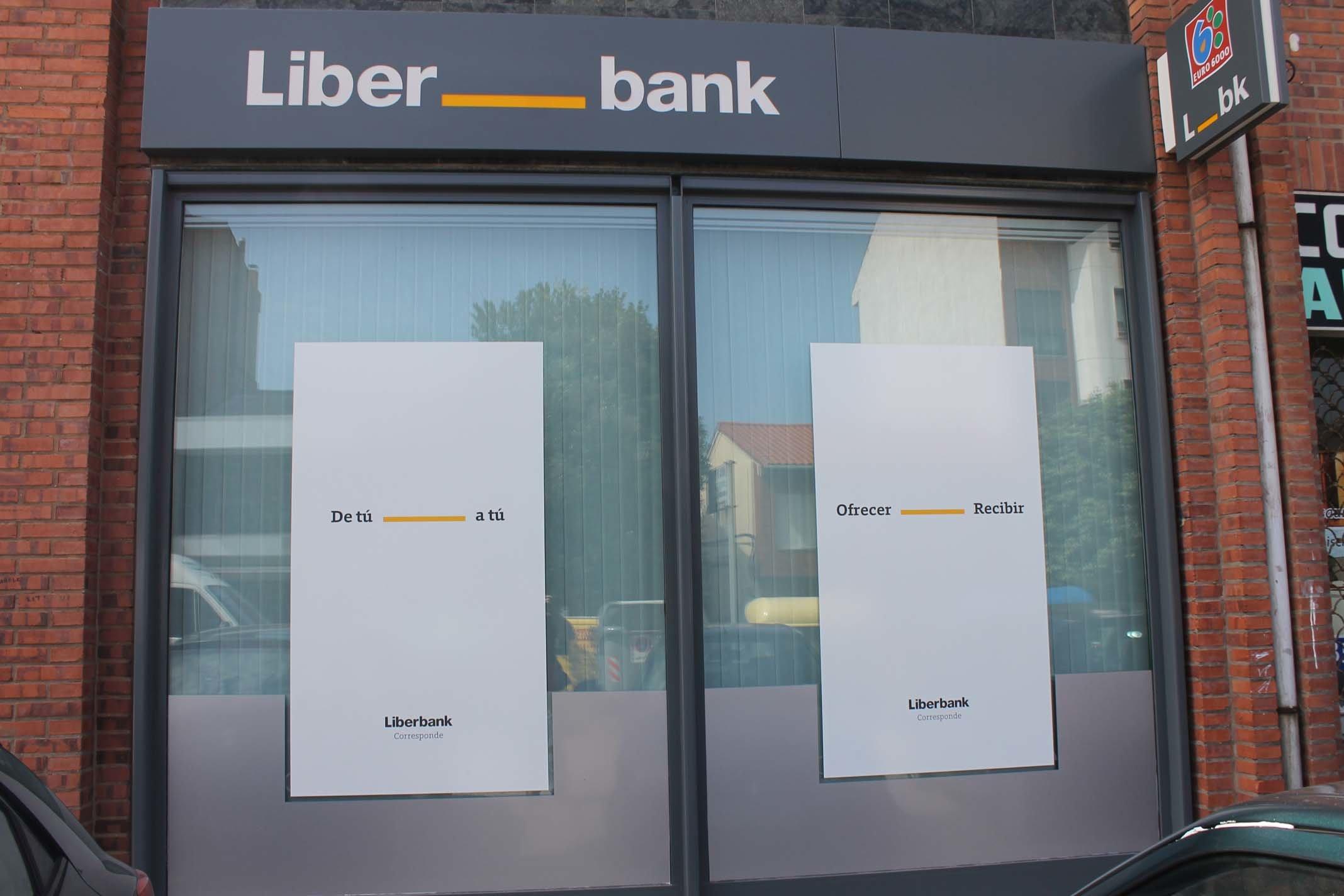 Liberbank quiere prejubilar a 612 trabajadores en medio de su ERTE