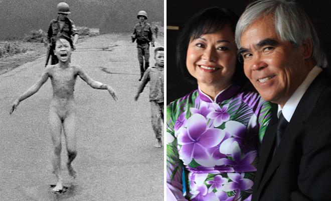"""""""Siempre estaba buscando una foto que pudiera parar la guerra"""""""