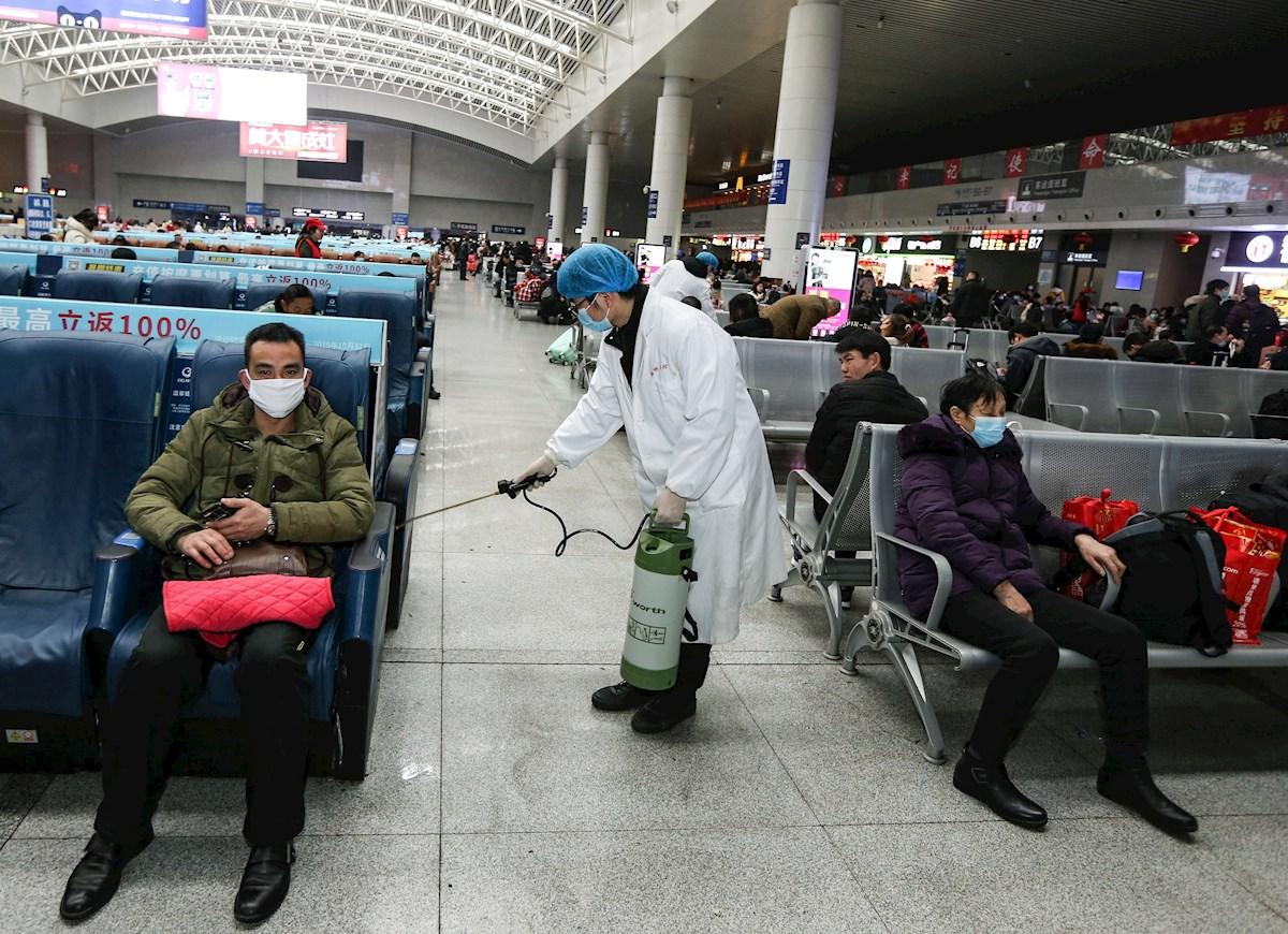 La OMS no declara la emergencia internacional por el coronavirus pero pide a China máxima vigilancia