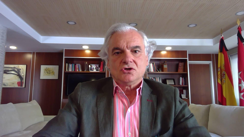 El presidente de los empresarios de Madrid, contra Ayuso: «Su gestión no es presentable»