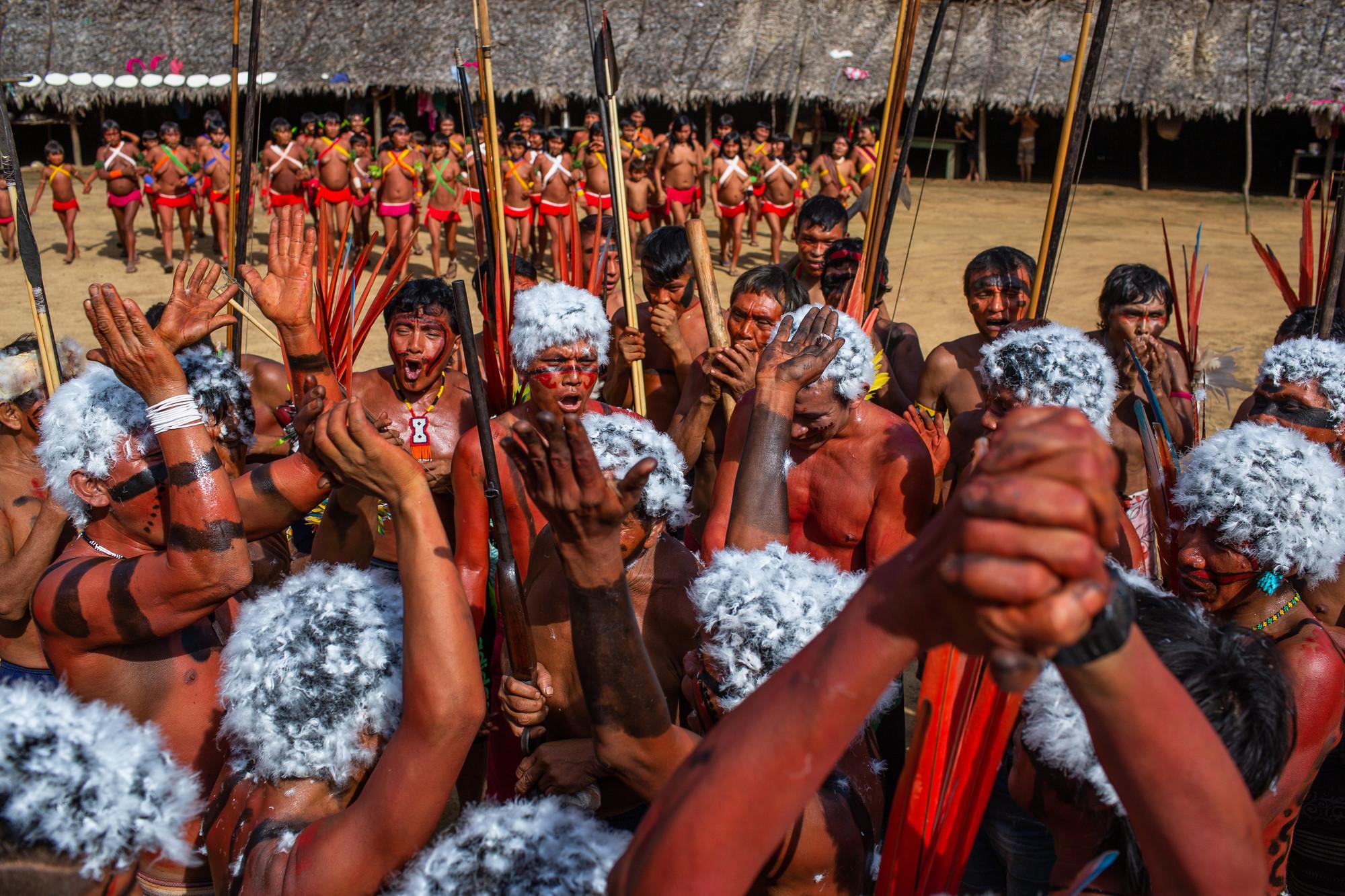 La OMS se muestra «profundamente preocupada» por el impacto del virus en los pueblos indígenas de América