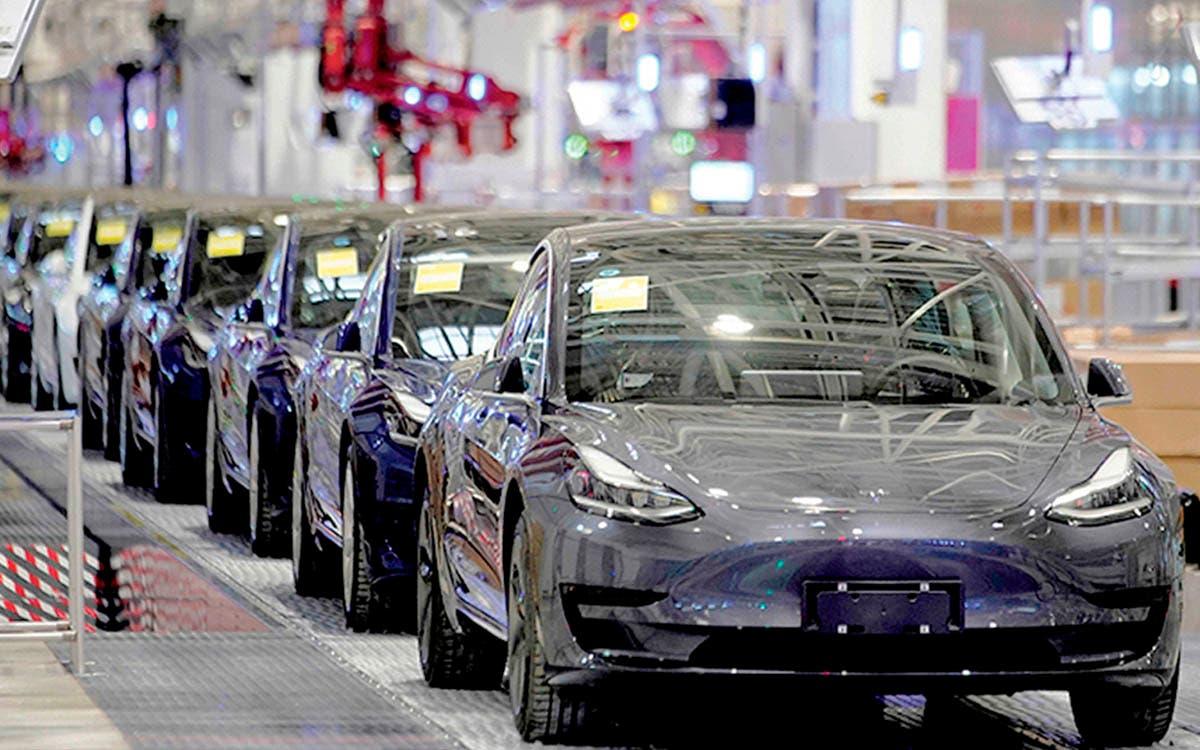 ¿Están los Tesla Model 3 chinos mucho mejor fabricados que los estadounidenses?