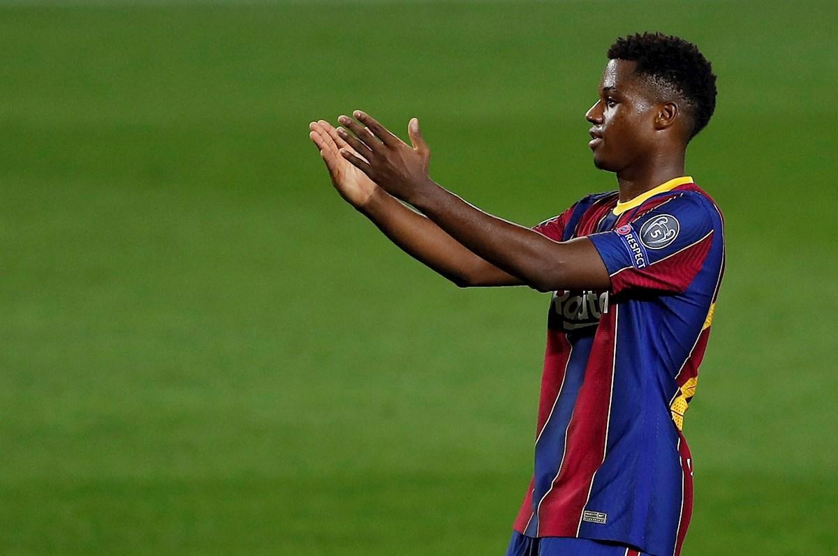El Barça anuncia acciones legales contra Salvador Sostres por sus comentarios racistas contra Ansu Fati