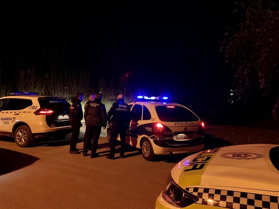 La Guardia Civil analiza el coche del hombre que atacó con ácido a dos mujeres en Málaga 1