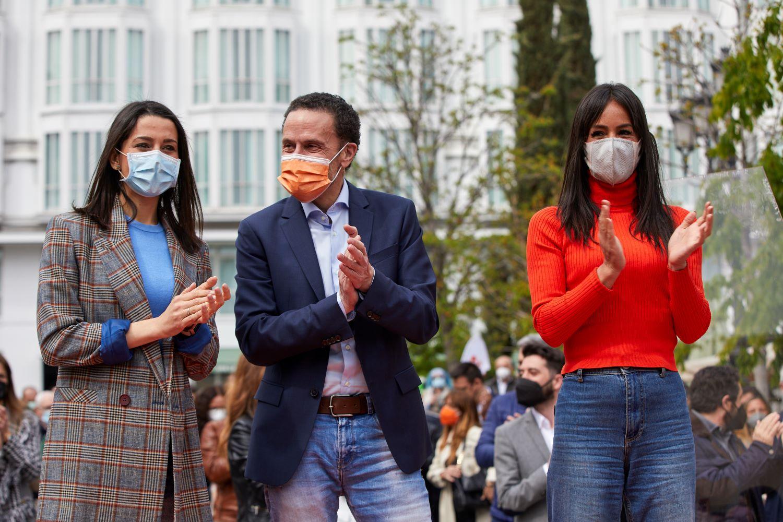 Edmundo Bal, la arriesgada apuesta de Arrimadas para la supervivencia de Cs en Madrid