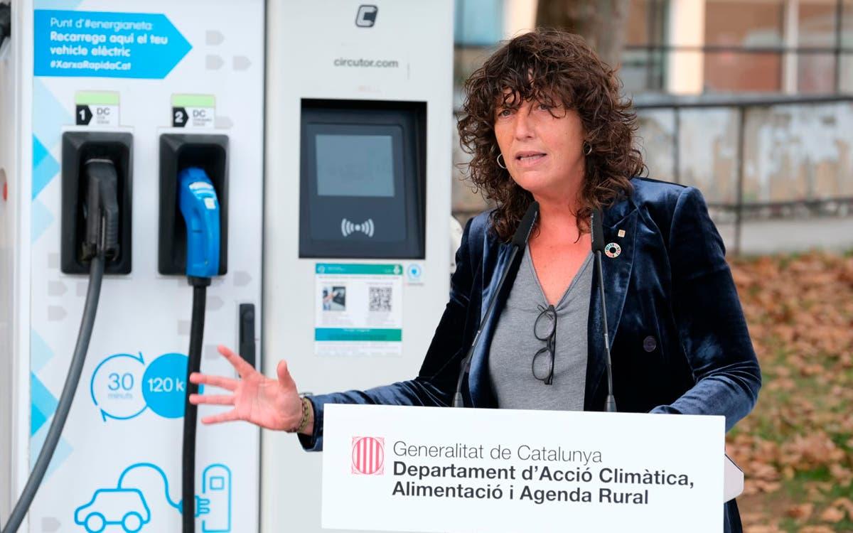 Cataluña destinará 65 millones de euros a ayudas al vehículo eléctrico