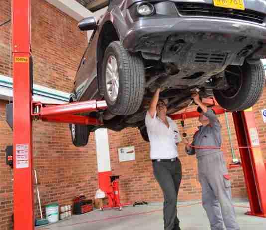 Arreglar el coche