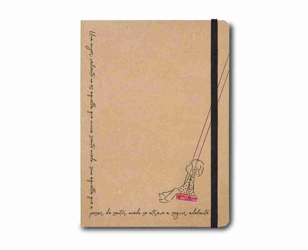 cuaderno mujer