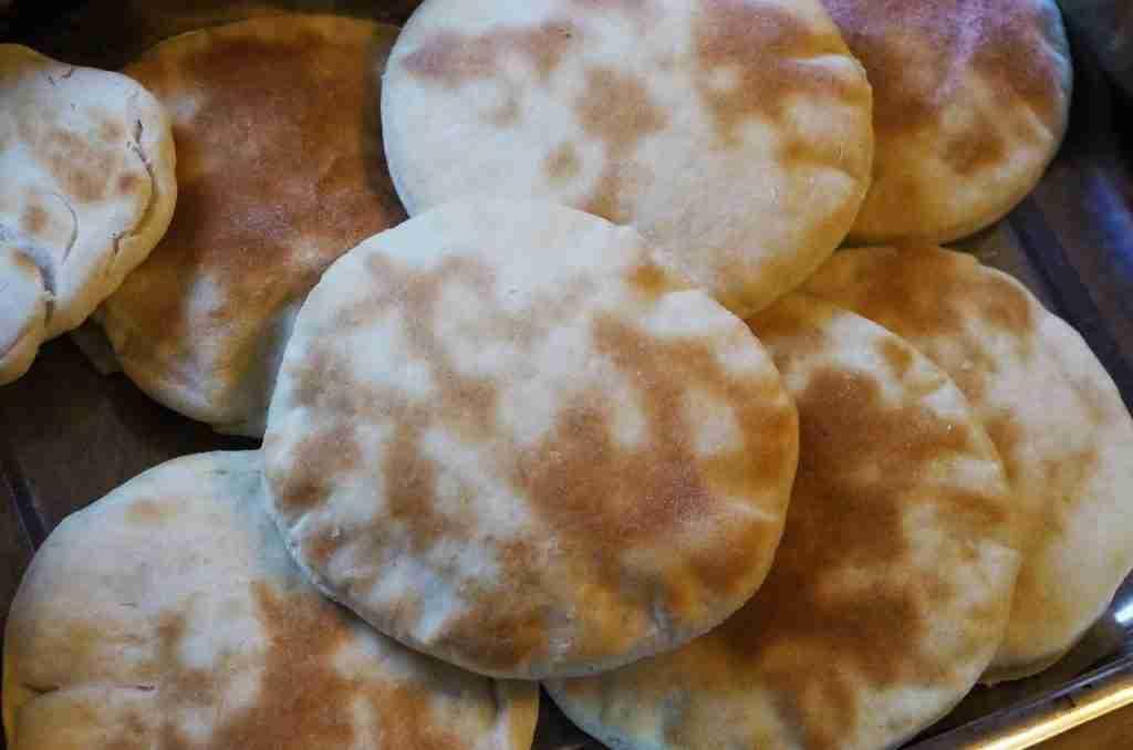 panes de pita