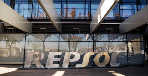 Campus de Repsol. REUTERS