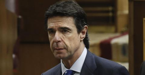 El ministro de Industria, Energía y Turismo, José Manuel Soria. -EFE