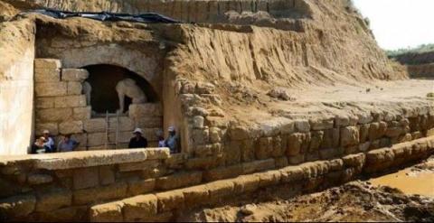 Las siete tumbas mas famosas de las historia