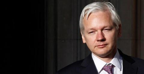 El fundador de Wikileaks, Julian Assange. / REUTERS