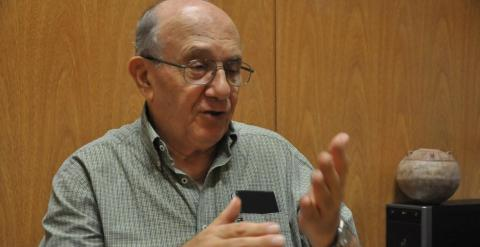 Juan Gabriel Labaké./ MATÍAS BALL