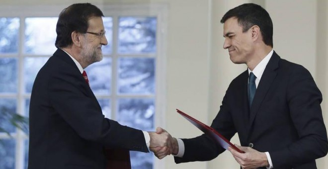 rajoy sanchez and efe