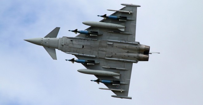 Eurofighter Typhon