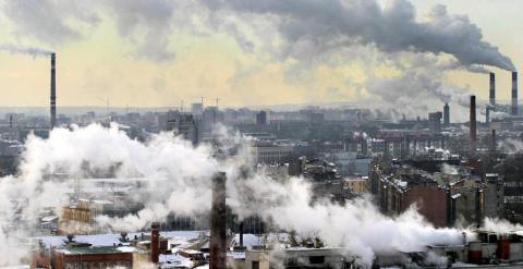 """Los científicos piden cambios """"radicales"""" para mitigar los efectos del cambio climático. AFP"""