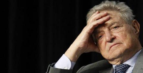 El financiero estadonidense de origen húngaro George Soros. REUTERS