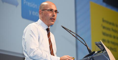 Francesc Pedró, jefe de la División de Políticas Sectoriales, TIC y Educación de la UNESCO.