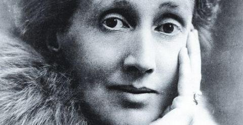 Virginia Woolf, coraje y lucidez
