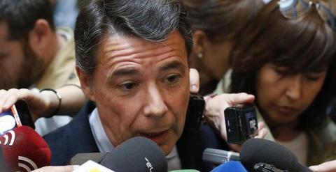 El presidente de la Comunidad de Madrid, Ignacio González. / PÚBLICO
