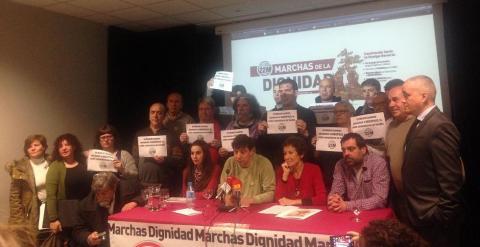 Marchas de la Dignidad./ Carolina García Mundi