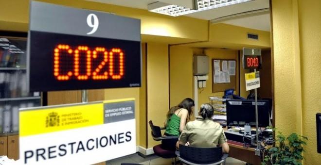 Oficina de la Seguridad Social.
