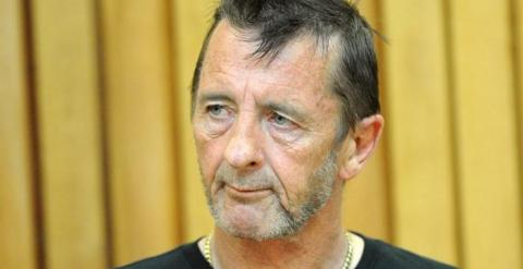 Phil Rudd. EFE
