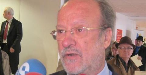 El alcalde de Valladolid, Francisco Javier León de la Riva./ EUROPA PRESS