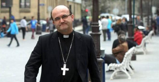 El Obispo de San Sebastian, José Ignacio Munilla. /EFE