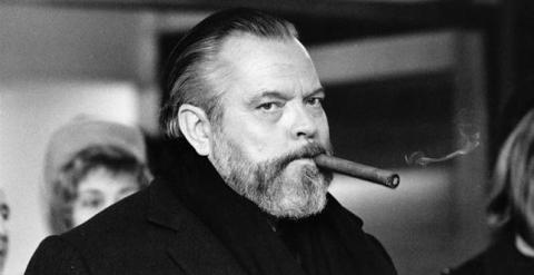 El director y actor Orson Welles. E.P.
