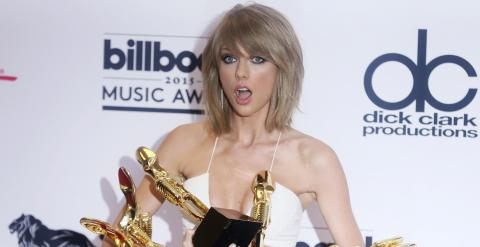 La cantante Taylor Swift./ REUTERS