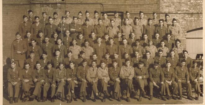 La  9ª Compañía de la División Leclerc, más conocida como La Nueve