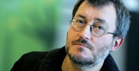 El activista, poeta y profesor de Filosofía Moral de la Universidad Autónoma, Jorge Riechmann.