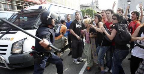 """No se podrán difundir imágenes de la policía cuando estas supongan """"peligro"""", pero si lo supone o no lo decidirán los propios agentes. REUTERS"""