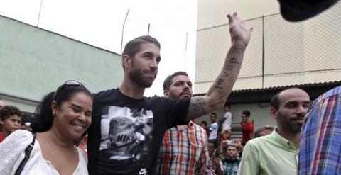 Sergio Ramos solicita al Madrid que le traspase al Manchester United