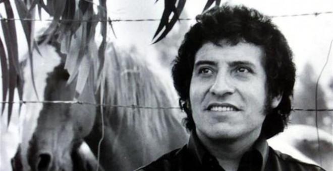 El cantautor, Víctor Jara./ EUROPA PRESS