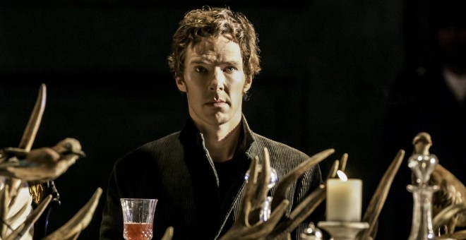 El popular actor británico Benedict Cumberbatch. REUTERS
