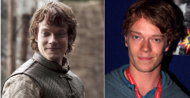 Alfie Allen./ EUROPA PRESS