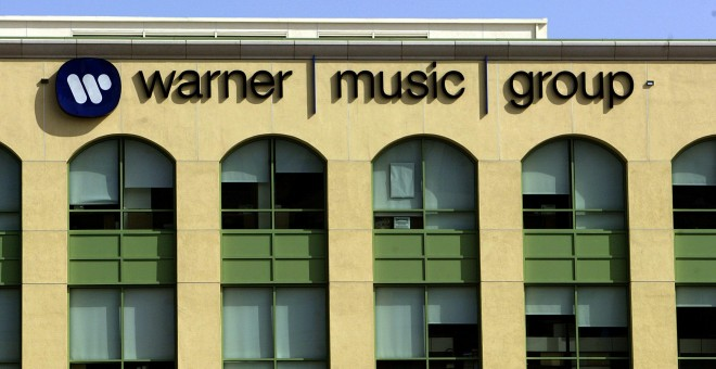 Sede de Warner Music. REUTERS