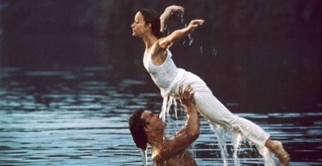 Imagen de la película 'Dirty Dancing'.