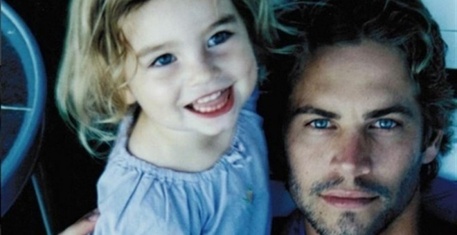 Paul Walker y su hija, Meadow Walker./ INSTAGRAM MEADOW WALKER