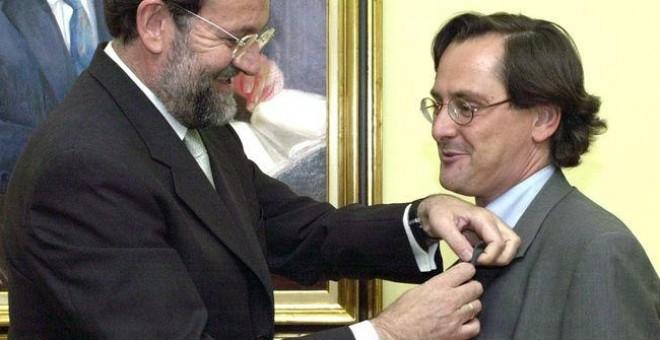 Rajoy y marhuenda