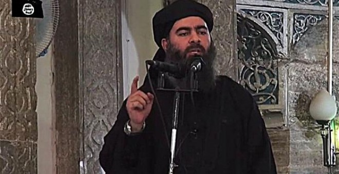Abu Bakr al-Baghdadi.- Sipa Press/REX