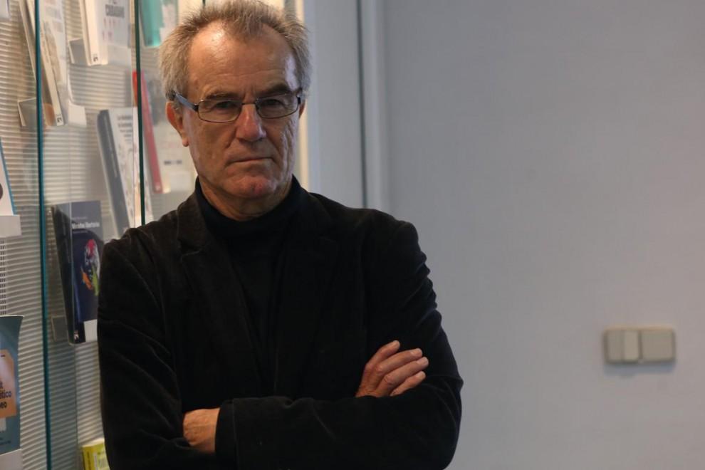 Javier Pérez Royo.- JAIRO VARGAS