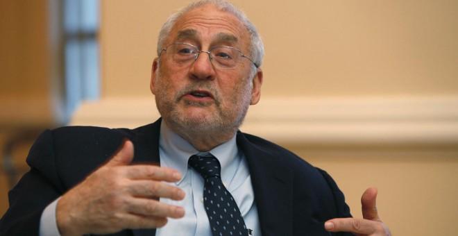 El economista estadounidense y  Premio Nobel Joseph Stiglitz. REUTERS