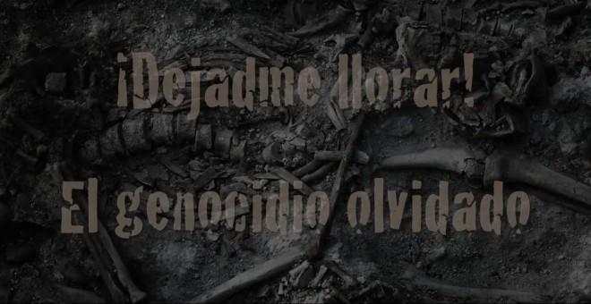'Dejadme Llorar! El genocidio olvidado' de Jordi Gordon.